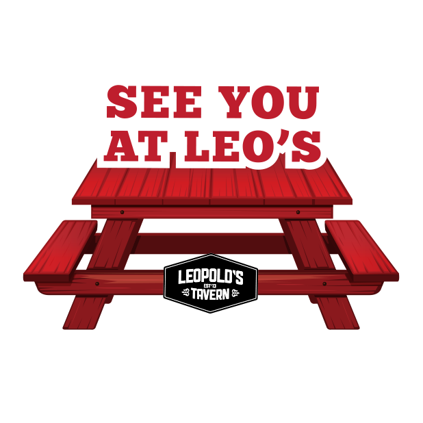 Leopold's Tavern Stickers messages sticker-9