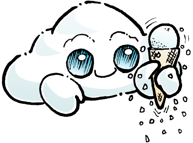 Oliver Cast The Cloud Stickers messages sticker-2