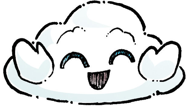 Oliver Cast The Cloud Stickers messages sticker-4