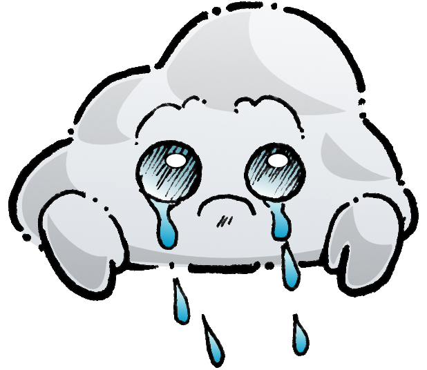 Oliver Cast The Cloud Stickers messages sticker-9