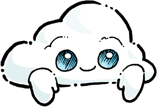 Oliver Cast The Cloud Stickers messages sticker-0