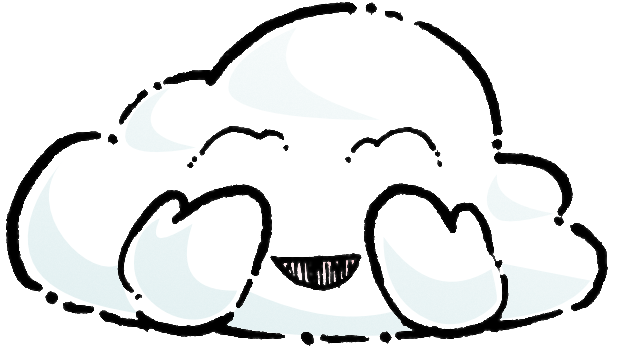 Oliver Cast The Cloud Stickers messages sticker-3