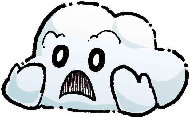Oliver Cast The Cloud Stickers messages sticker-8