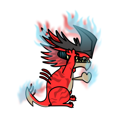 Guide for Dauntless messages sticker-3