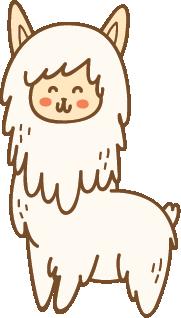 CuteSummerAnimalStc messages sticker-6