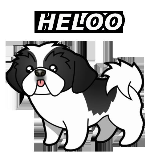 Sando My Pets Sticker messages sticker-1