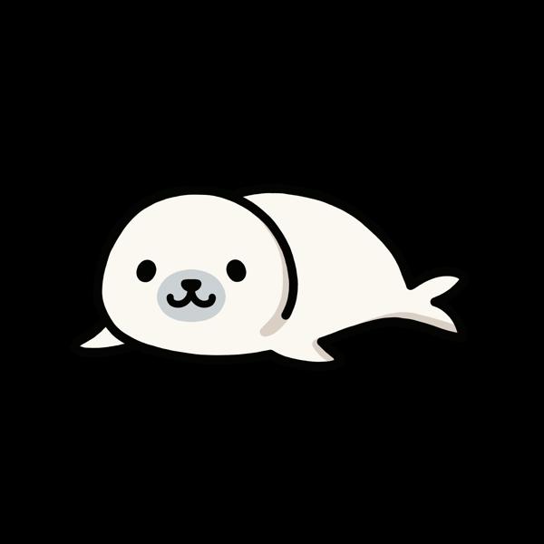 Littlemandyart Cute Animals messages sticker-9