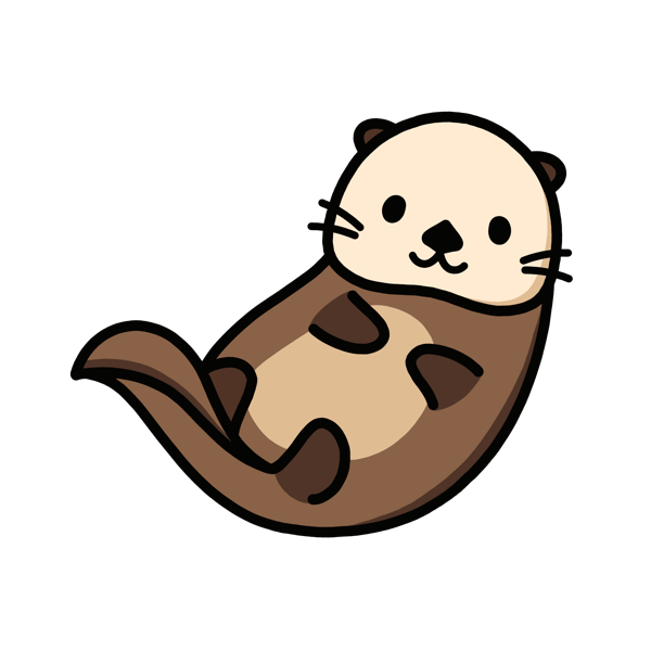 Littlemandyart Cute Animals messages sticker-10
