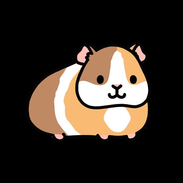 Littlemandyart Cute Animals messages sticker-5