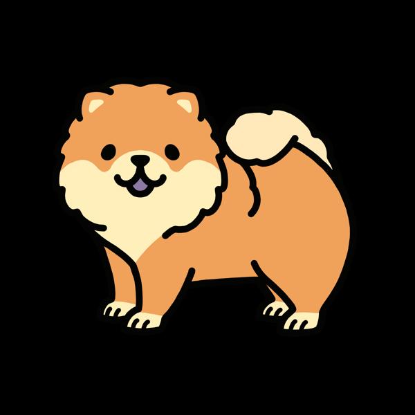 Littlemandyart Cute Animals messages sticker-7