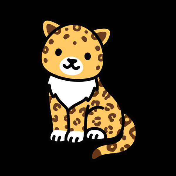Littlemandyart Cute Animals messages sticker-2