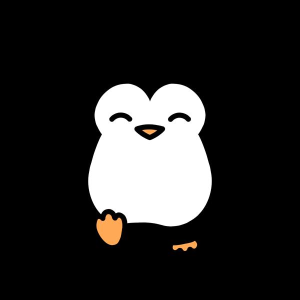 Littlemandyart Cute Animals messages sticker-6