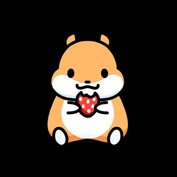 Littlemandyart Cute Animals messages sticker-0