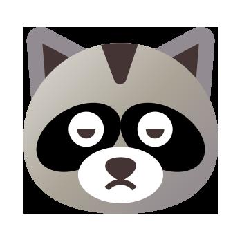 Bear emoji stickers pack messages sticker-10