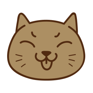 cat face emoji messages sticker-4