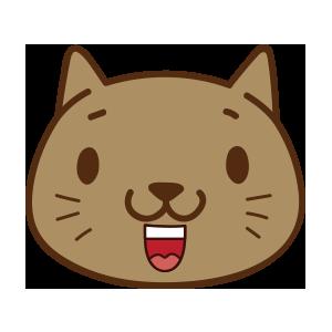 cat face emoji messages sticker-9