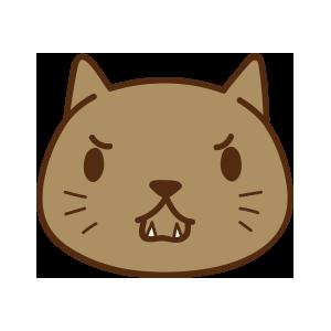 cat face emoji messages sticker-2