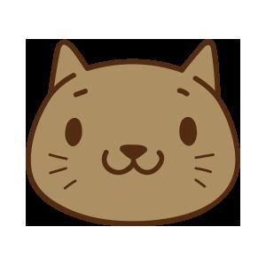 cat face emoji messages sticker-0