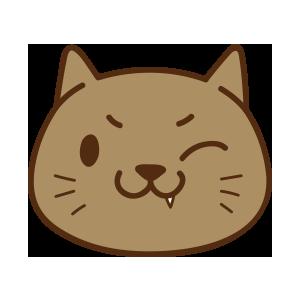 cat face emoji messages sticker-7