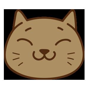 cat face emoji messages sticker-3