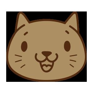 cat face emoji messages sticker-1