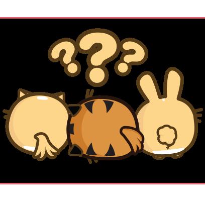 Fuzzballs Animated Stickers messages sticker-11
