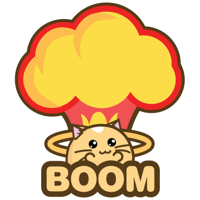 Fuzzballs Animated Stickers messages sticker-5