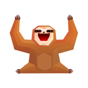 Crazy monkey emoji stickers messages sticker-11