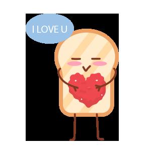 cute ice cream emoji messages sticker-10