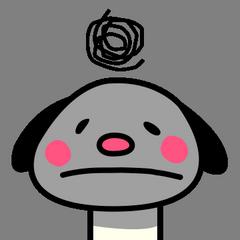 Nhãn Dán Chú Chó Hề messages sticker-4