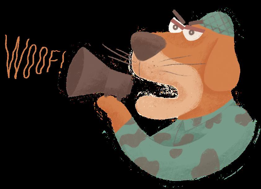 Dogs Gone Wild messages sticker-8