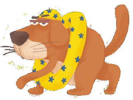 Dogs Gone Wild messages sticker-4