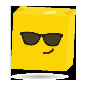 box gift emoji stickers messages sticker-11