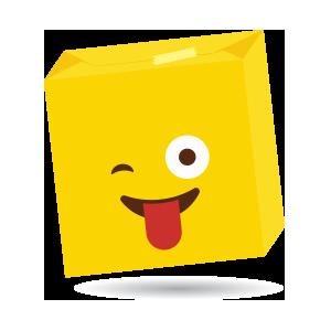 box gift emoji stickers messages sticker-2