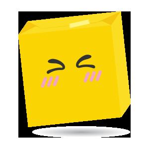box gift emoji stickers messages sticker-5
