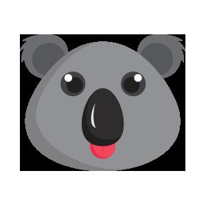 bearface pro emoji messages sticker-6