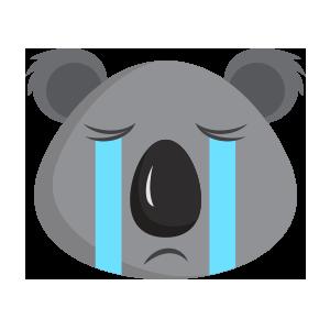 bearface pro emoji messages sticker-8