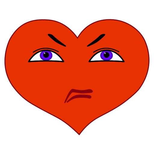 Hearts Emotio Stickers messages sticker-8