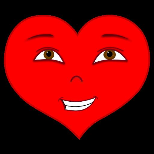 Hearts Emotio Stickers messages sticker-1