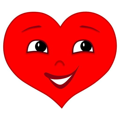 Hearts Emotio Stickers messages sticker-2