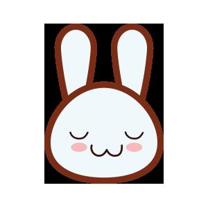 rabbitmoji 01 sticker messages sticker-10