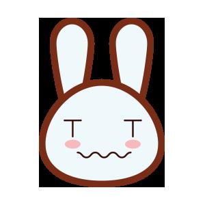 rabbitmoji 01 sticker messages sticker-4