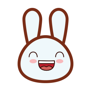rabbitmoji 01 sticker messages sticker-11