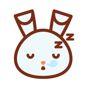 rabbitmoji 01 sticker messages sticker-6