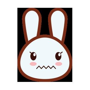 rabbitmoji 01 sticker messages sticker-5