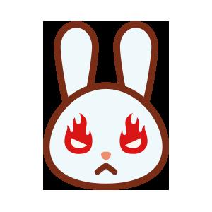 rabbitmoji 01 sticker messages sticker-2