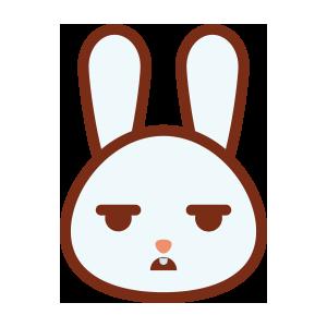 rabbitmoji 01 sticker messages sticker-1