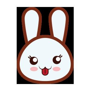 rabbitmoji 01 sticker messages sticker-3
