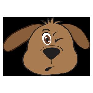 dogshocola 01 sticker messages sticker-1