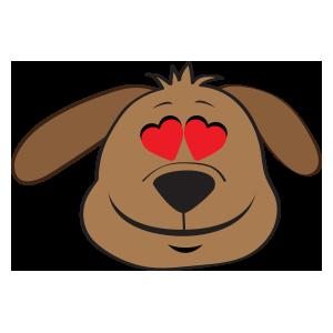 dogshocola 01 sticker messages sticker-10